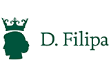 logo do d filipa