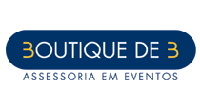 logo da boutique de 3